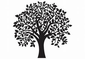 Tree Arbol Wall Decal - Nature Vinyl Decor Sticker