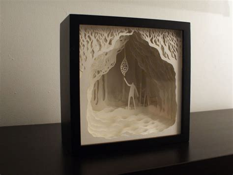 Dramatically Back-lit Paper Dioramas By Hari & Deepti Nail Arts Brookfield Coupons Clip Art Under The Sea Office Pixel Hard And Craft Kitchen In Spanish Wedding Martial Of India
