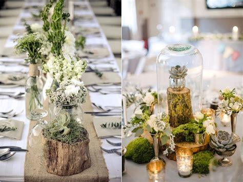 comment creer une table de mariage ambiance nature la