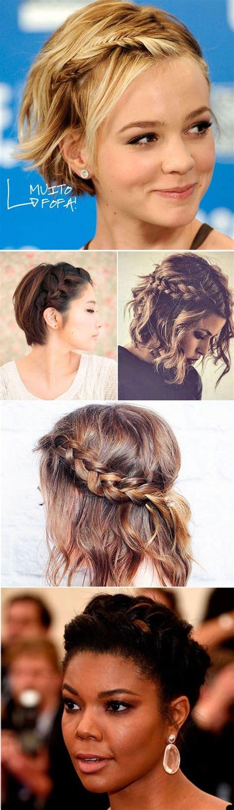penteados  cabelos curtos faceis simples  modernos