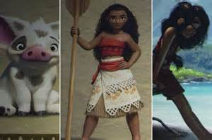 Moana Disney Princess Pig