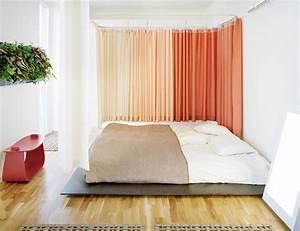 Separation Salon Chambre : s paration pi ce 25 id es pour organiser l 39 espace int rieur ~ Zukunftsfamilie.com Idées de Décoration