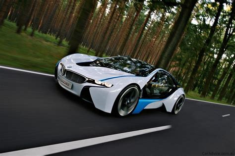 BMW Car : Bmw Vision Efficientdynamics Concept To Star In Mission