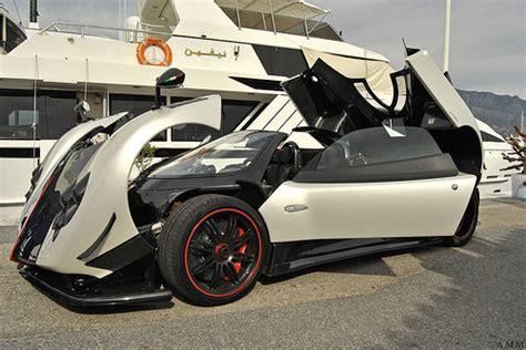 History Of Pagani Zonda Cinque Roadster