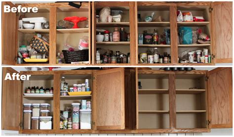 Kitchen Organization Tools by Before And After Get 5 Easy Tips To Organize Your Baking