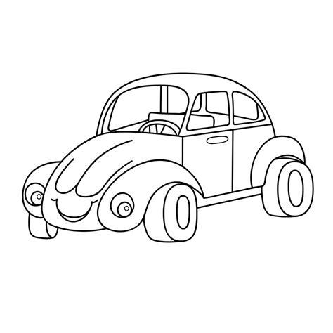 Kleurplaat Simpele Auto by Auto S Kleurplaten Kleurplatenpagina Nl Boordevol