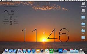 Live Wallpaper HD: desktop weather & screensaver on the ...