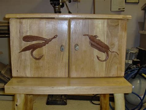 fly tying bench woodworking talk woodworkers forum