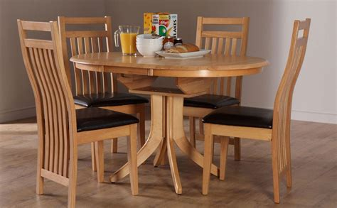 round extending dining table sets hudson bali round extending dining set only 299 99