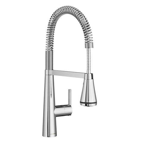 semi professional kitchen faucet american standard edgewater semi professional single handle pull down sprayer kitchen faucet