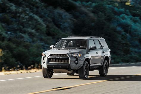 2017 Toyota 4runner Trd Pro First Test Review Motor Trend
