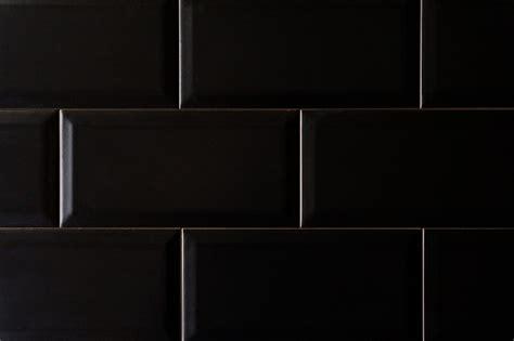 fliesen 10 x 20 metro fliese schwarz matt 10x20 diefliesen