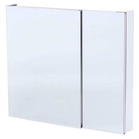 36 x 30 medicine cabinet pegasus 36 in w x 30 in h frameless recessed or surface