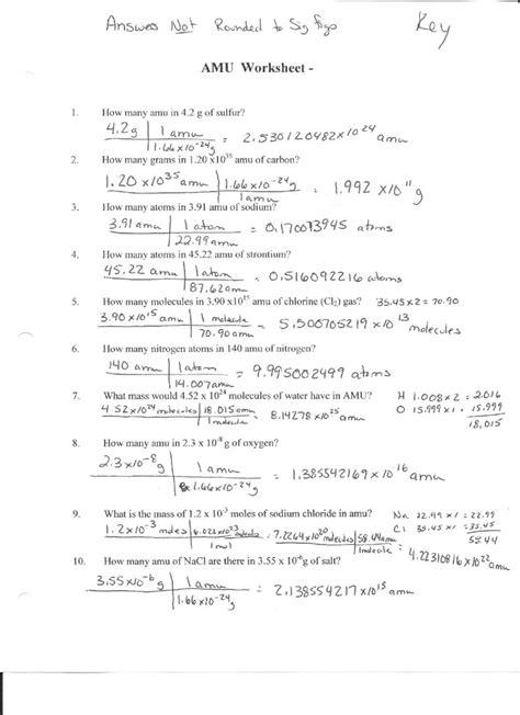 mole calculation practice worksheet homeschooldressage