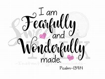 Image result for How Wonderfully Made