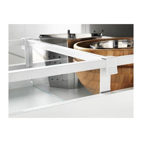 separateur tiroir cuisine maximera séparateur pour tiroir moyen 40 cm ikea