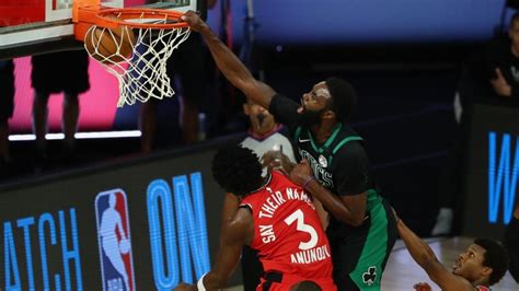 Celtics vs. Raptors score, takeaways: Boston dominates ...