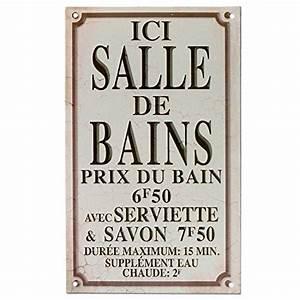 Plaque De Maison Originale : salle de bain maison salle de bain ~ Teatrodelosmanantiales.com Idées de Décoration