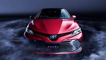 Camry Toyota Hybrid 4k