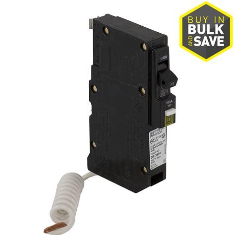 Shop Square D Qo 15amp 1pole Combination Arc Fault