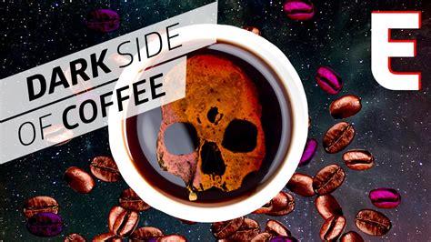 The Dark History Of A Perfect Brew Cup Of Coffee Vs Redbull Svg Bean Menu Munchpunch Breakfast Latrobe Green Tea Caffeine Mbs Vanilla Flat White