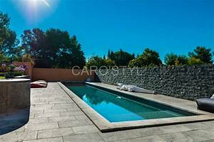 plage piscine galet awesome camping le galet marseillan With exceptional decoration jardin avec galets 18 travertin dimapco