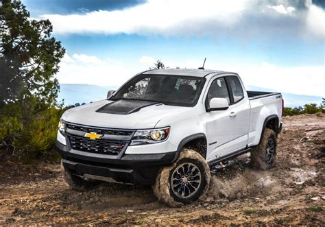 2018 Chevrolet Colorado Pictures  Gm Authority