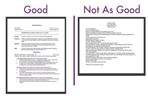 how to make a resume stand out
