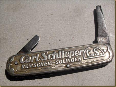 timbangan jadul koleksi barang antik pisau lipat carl schliper remscheid