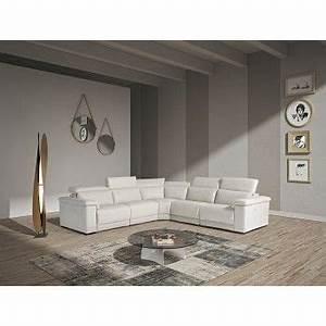 Lounge Sofa Leder : moderne leder couchgarnitur mit liegen lounge sofa ~ Watch28wear.com Haus und Dekorationen
