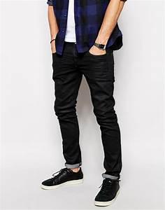 G-star raw G Star Jeans Defend Super Slim Black 3D Dark ...