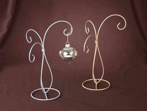 displaycollections com 3 arm ornament stands