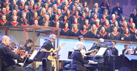 Choir and Orchestra Rehearsal · First Baptist Dallas