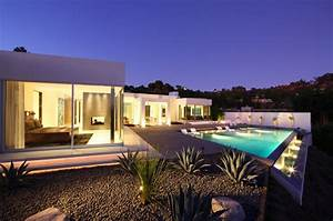 Maison Design Sur Les Collines D U0026 39 Hollywood