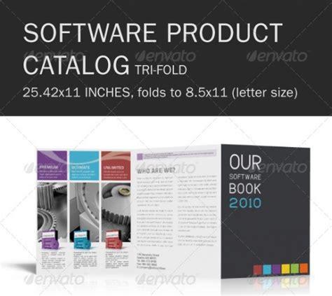 software product brochure template 35 quality brochure templates vandelay design