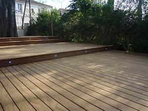 quel bois choisir pour une terrasse en bois ambiance With quel eclairage pour une terrasse