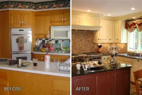 Kitchen Remodel Ideas Before And After  Modern Kitchens