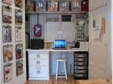 Closet Office Cottage denlibraryoffice