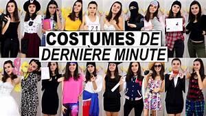 Déguisement Halloween Fait Maison : id es de costumes de derni re minute halloween 2015 ~ Melissatoandfro.com Idées de Décoration