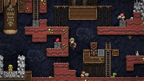 You can now play Spelunky 2 on Steam | PCGamesN