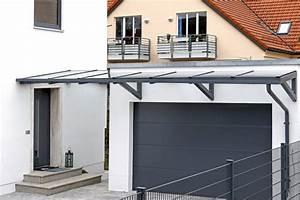 Garagenanbau Mit Terrasse : berdachungen f r balkon freisitz eingang terrasse ~ Lizthompson.info Haus und Dekorationen