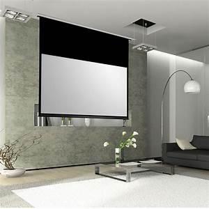 Videoprojecteur Salon : lumene showplace premium 240c ecran de projection lumene ~ Dode.kayakingforconservation.com Idées de Décoration