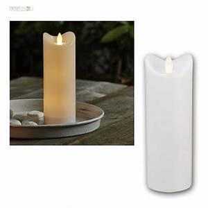 Led Kerze Mit Timer Outdoor : led kerze f r au en mit timer flackernde flammenlose kerzen outdoor candle neu ebay ~ Eleganceandgraceweddings.com Haus und Dekorationen