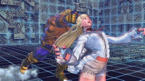 Street Fighter X Tekken King Vs Lili By Themilkguy On