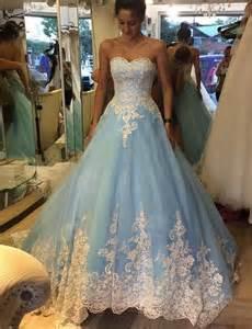 blue wedding gown get cheap light blue wedding dresses aliexpress alibaba