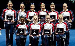 USA Gymnastics names U.S. Senior Women's National Team ...