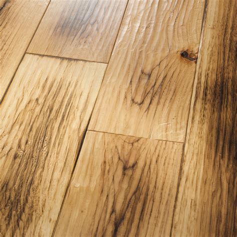 handscraped hickory flooring homerwood hickory smoked natural schenna 6 smoked amish hand scraped 7hae116sm hardwood