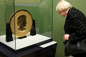 Giant gold coin worth $4.5 million stolen from Berlin ...