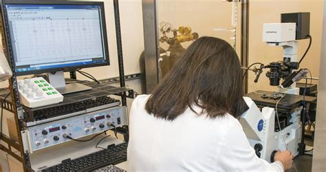 Electrophysiology Basic Research Texas Heart Institute