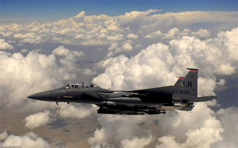Mcdonnell Douglas F-15 Eagle Wallpapers Hd Download